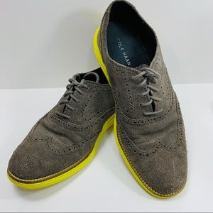 Cole Haan Grand OS Mens 9.5 Oxfords Dress Shoes